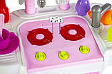 Кухня игрушечная Little Cheef (Маленький Шеф) со светом и звуком, фото 5