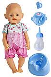 Кукла Baby Born (Бейби Борн) с аксессуарами, музыкальный горшок (К148), фото 2