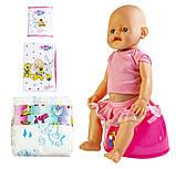 Кукла Baby Born (Бейби Борн) с аксессуарами (U177), фото 3