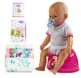 Кукла Baby Born (Бейби Борн) с аксессуарами (V442), фото 2