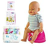 Кукла Baby Born (Бейби Борн) с аксессуарами (К163), фото 3