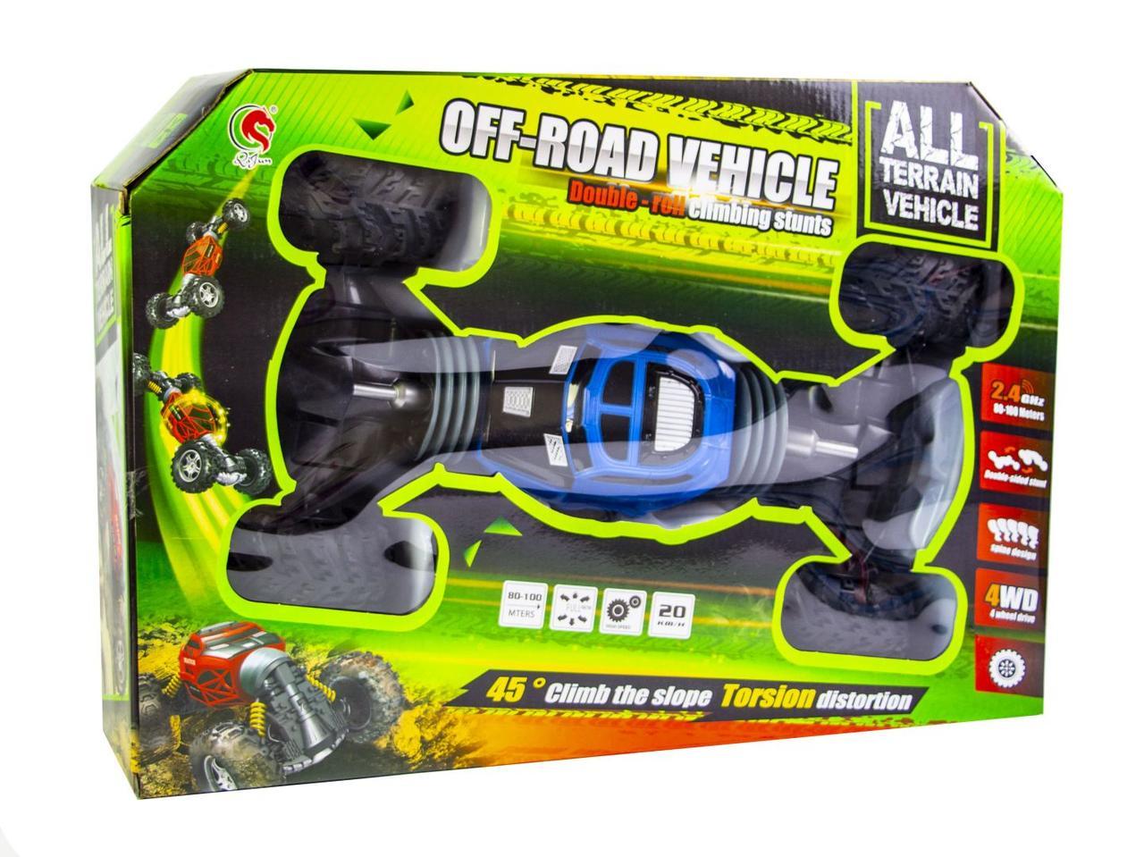 Позашляховик Баггі Трансформер 4WD