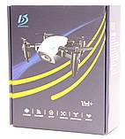 Квадрокоптер Aircraft  S9hw Drone mini с камерой и wi-fi Красный, фото 2