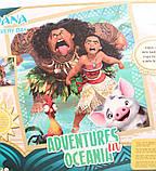 Кукла MOANA Комплект Бог Мауи и Ваяна, фото 8