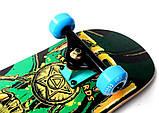 Скейт деревянный FISH Жук, нагрузка до 90 кг. Польша!, фото 3