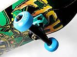 Скейт деревянный FISH Жук, нагрузка до 90 кг. Польша!, фото 4
