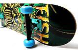 Скейт деревянный FISH Жук, нагрузка до 90 кг. Польша!, фото 5