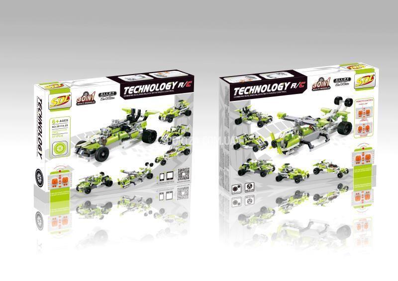 Lego Techniс Tрансформер 30 в 1 дистанционное управление