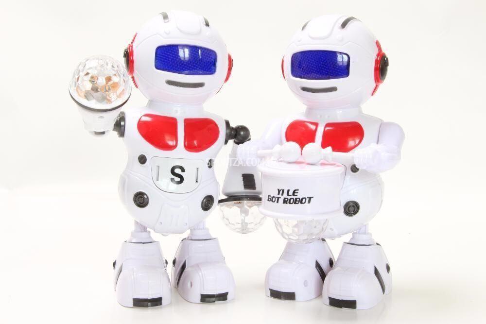 Інтерактивна Іграшка Робот музичний