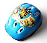 Шлем Blue. Paw patrol, фото 3