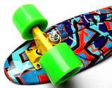 """Penny Board """"Marco's"""" Violet 2in1, фото 2"""