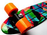 """Penny Board """"Marco's"""" Green 2in1, фото 2"""