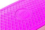 "Penny Board ""Fish"" Фиолетовый цвет., фото 5"
