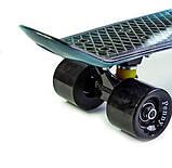 """Penny Board """"Галактика"""" з поліуретановими колесами, фото 5"""