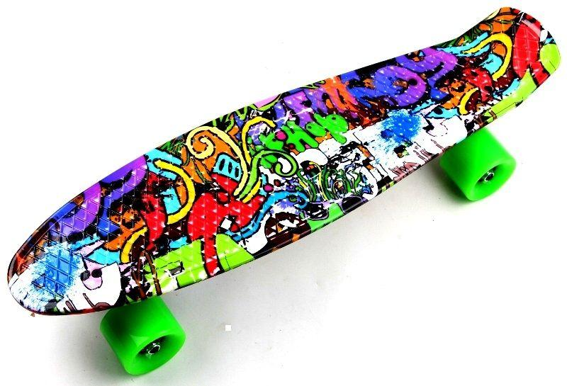 """Penny Board """"Graffiti Hip-Hop"""""""