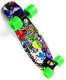 "Penny Board ""Graffiti Hip-Hop"", фото 5"