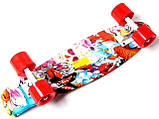 "Penny Board ""Fish and sword"", фото 5"