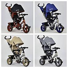 Велосипед 3-х колёс. Best Trike 5700 Поворотное сидение, Колеса Eva (Пена) 8 Цветов на Выбор