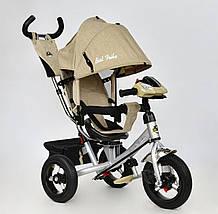 Велосипед 3-х колёс. Best Trike 7700 Поворотное сидение, Надувные Колеса