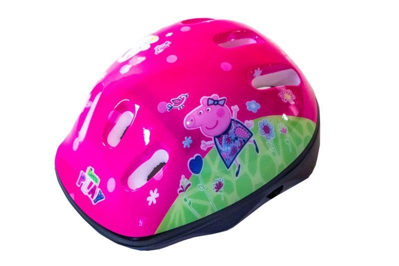 Шлем Pink. Peppa.