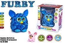 """Інтерактивна іграшка-повторюшка FURBY """"Ферби, по кличці Пікс"""" (дивіться відеоогляд)"""
