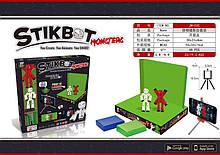 Анимационная студия Stikbot studio - Стикбот студия Монстры JM-03C