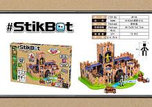 Анимационная студия Stikbot studio - Стикбот студия Крепость JM-06B