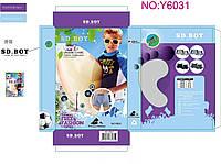 Трусы подростковые для мальчика / SD. BOY / 6031 / упаковка 24 шт