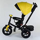 Велосипед 3-х колесный. 9500  Best Trike, Поворотное сидение, Складной руль, Рус.озвучка, Пульт, Свет,Звук, фото 5