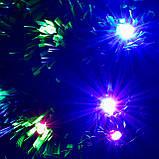 Искусственная ёлка светящаяся 65 см, 52 веточки 0755, фото 2