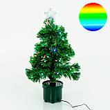 Искусственная ёлка светящаяся 65 см, 52 веточки 0755, фото 3