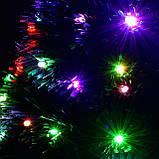 Искусственная ёлка светящаяся 65 см, 52 веточки 0755, фото 4