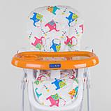 Детский стульчик для кормления JOY К-55448, фото 3