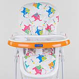 Детский стульчик для кормления JOY К-55448, фото 4
