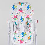 Детский стульчик для кормления JOY К-55448, фото 9