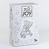 """Коляска детская трансформер 8682 """"JOY"""", фото 8"""