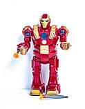 Робот Iron Man Залізна людина, фото 2