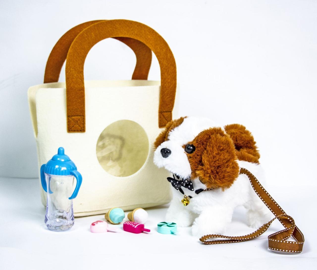 Собака в сумке cute doggy s209-1