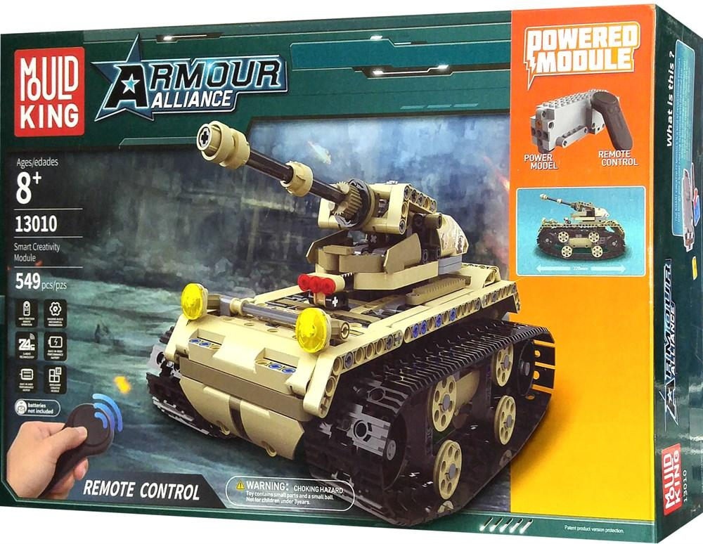 Конструктор LEGO Technic Техно Лего Танк на пульте