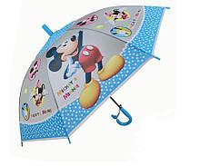 Детский зонтик Микки Маус