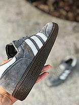 """Кроссовки Adidas Spezial """"Серые"""", фото 3"""