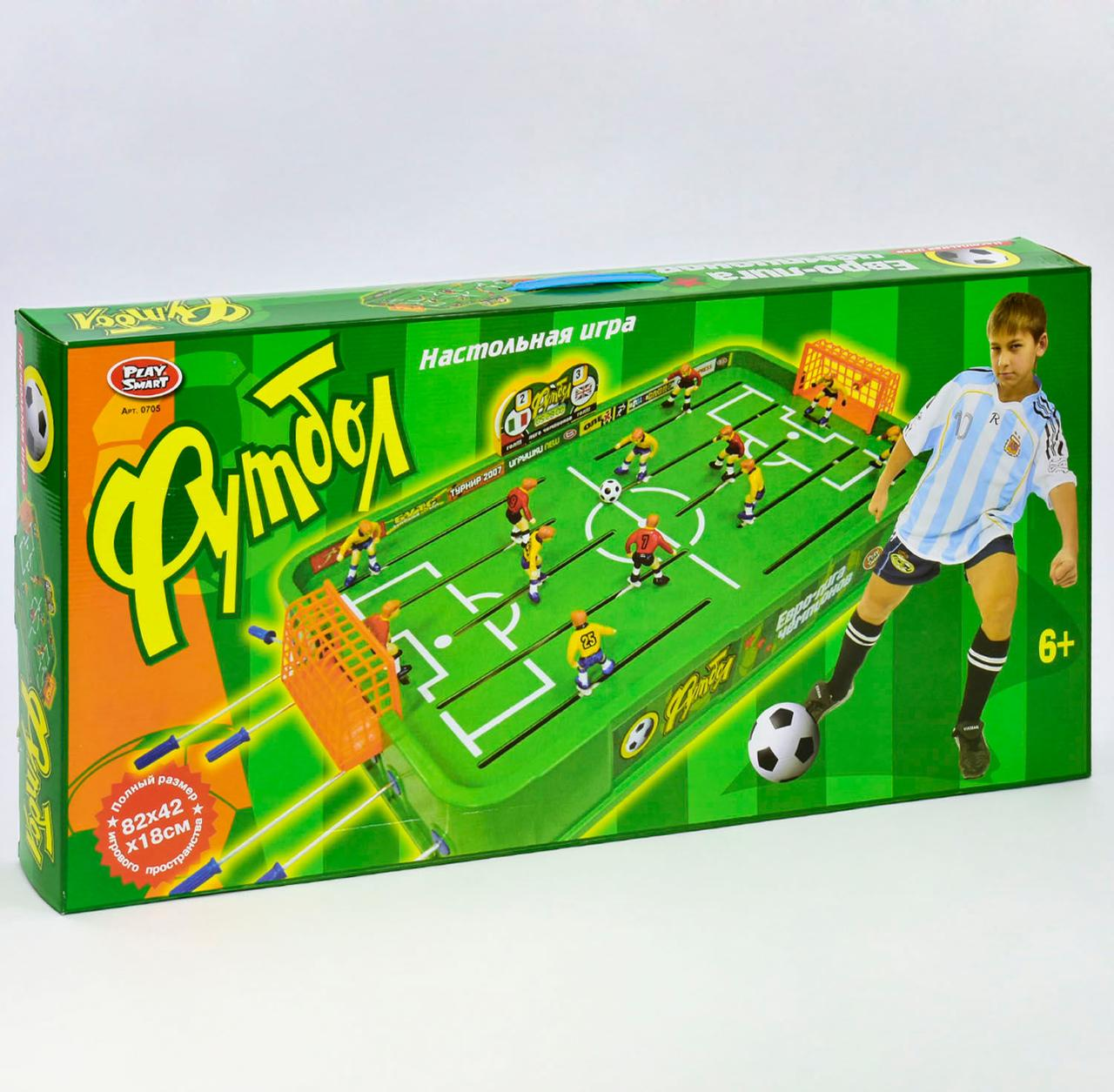 Футбол 0705 Play Smart на штангах
