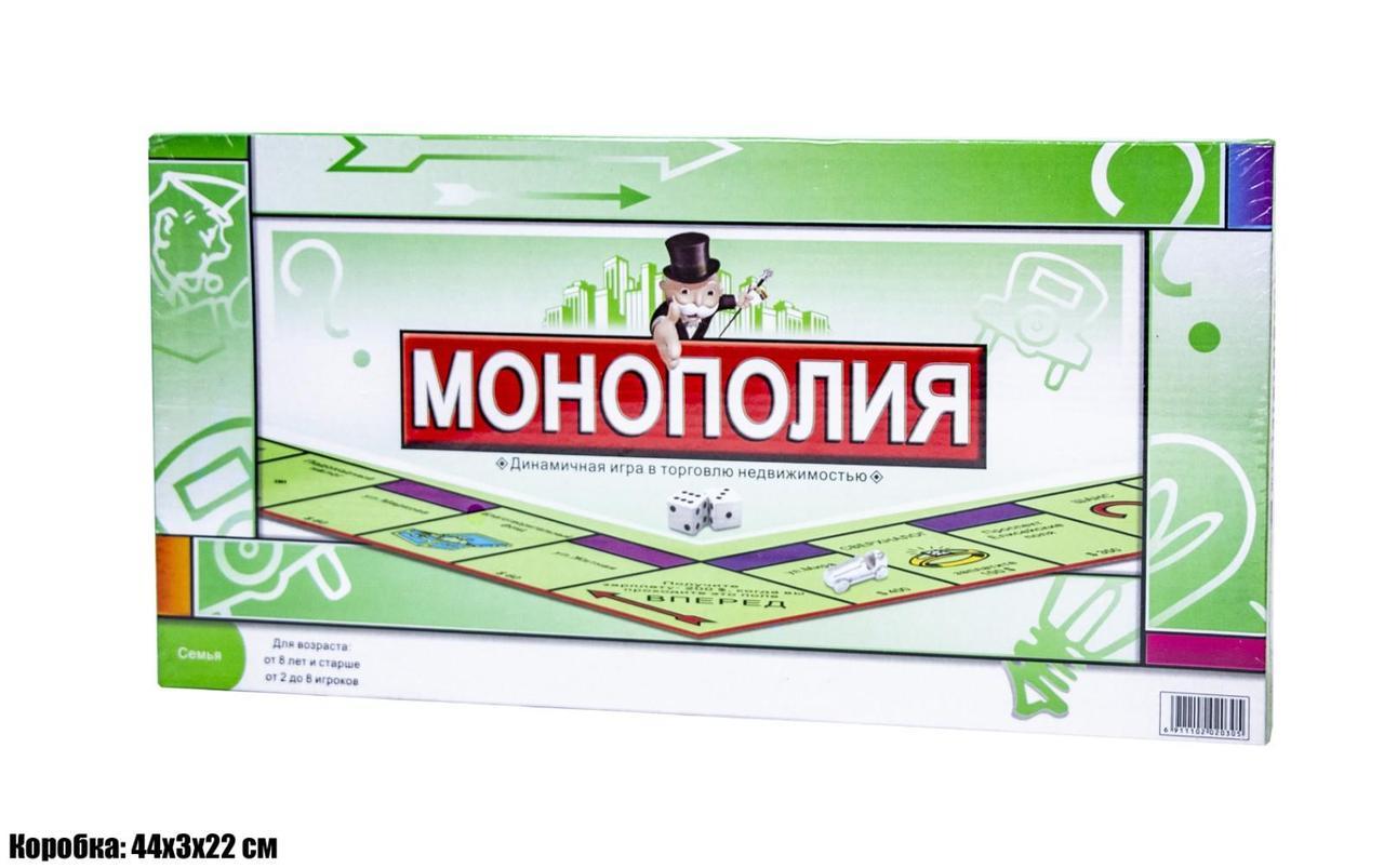 Настольная игра Монополия 2030R