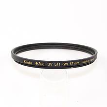 Фильтр Kenko Zeta UV L41 67mm уценка / в магазине