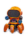 Интерактивная Игрушка - Музыкальный робот ZR142, фото 3