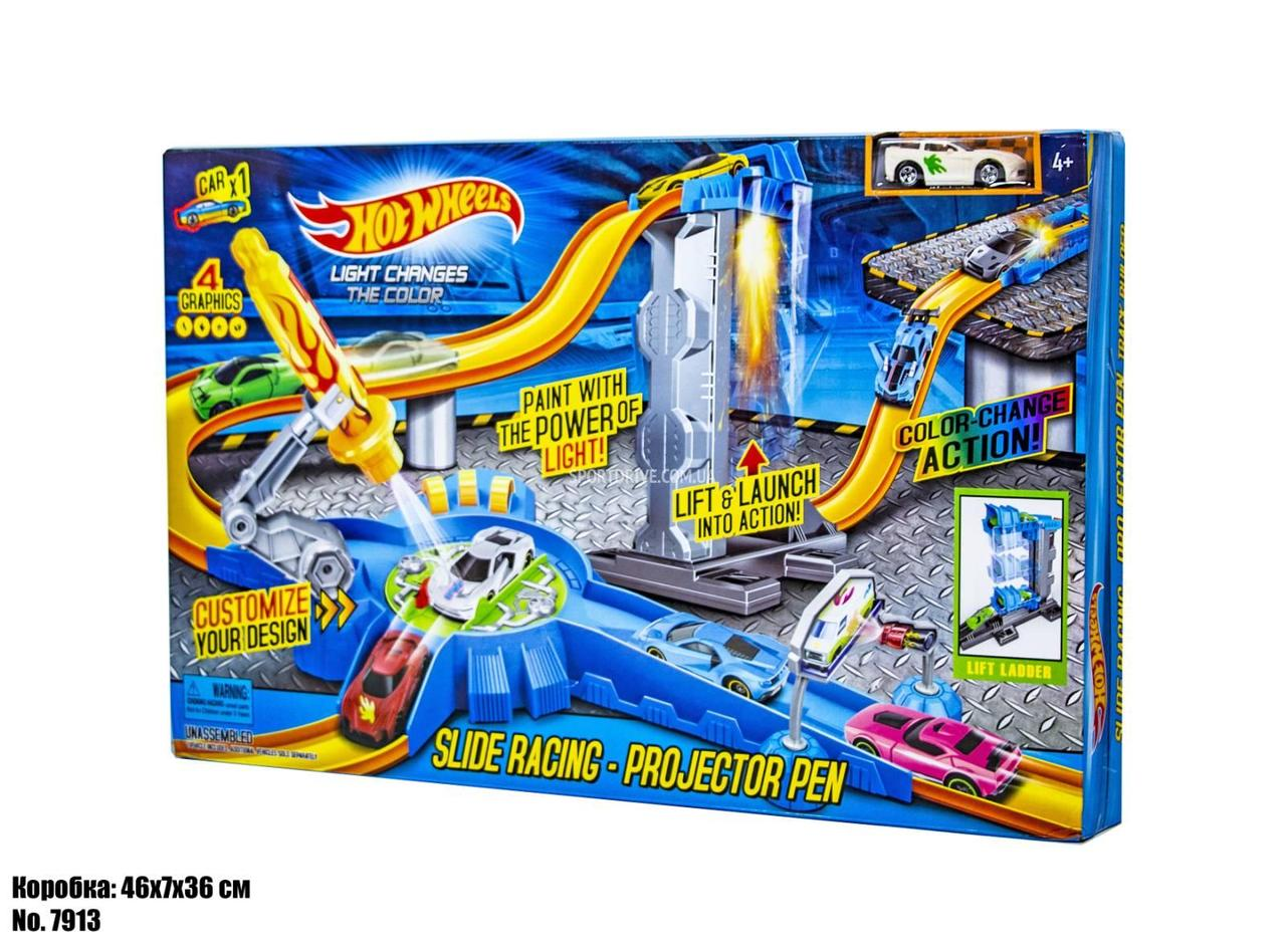 Автотрек Hot Wheels 7913