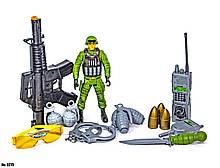 Набор детского оружия с солдатом 3275