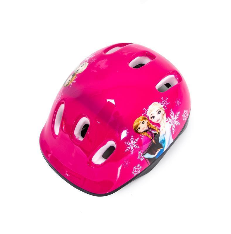 """Шлем детский розовый """"Принцессы Холодное сердце"""""""
