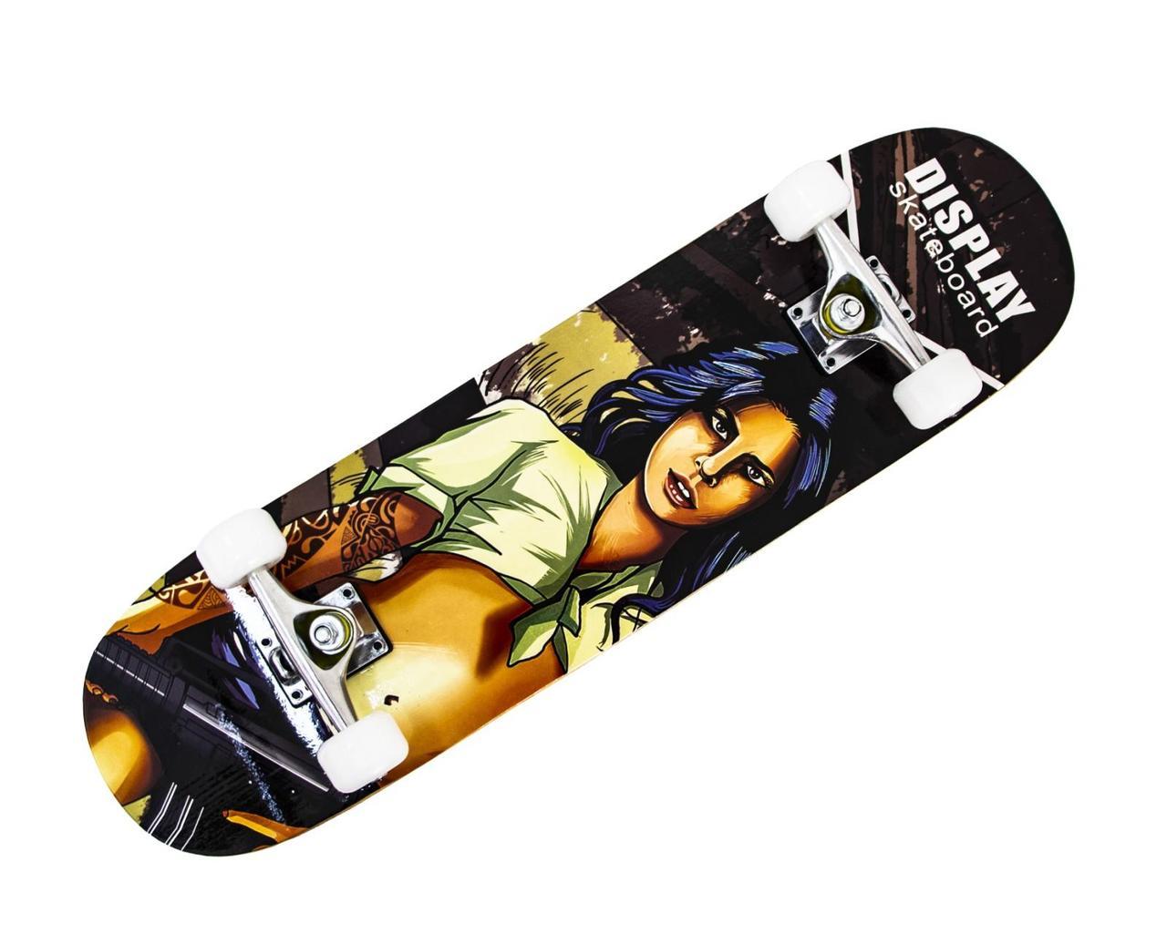 """Скейтборд  """"Girl"""", нагрузка до 90 кг"""