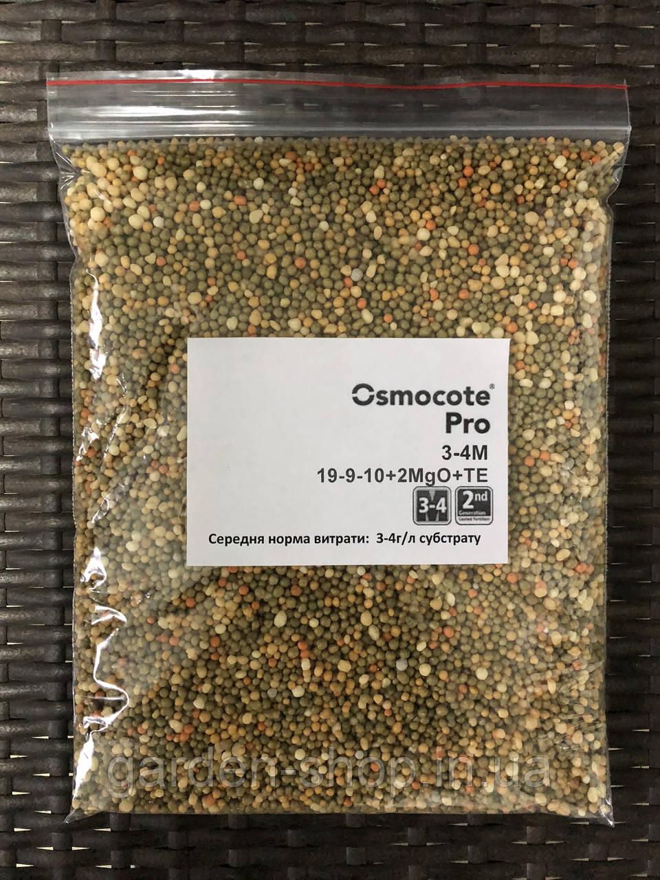 Добриво Osmocote Pro 3-4м19-9-10+2MgO 1кг